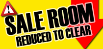 Sale Room - Reduced To Clear