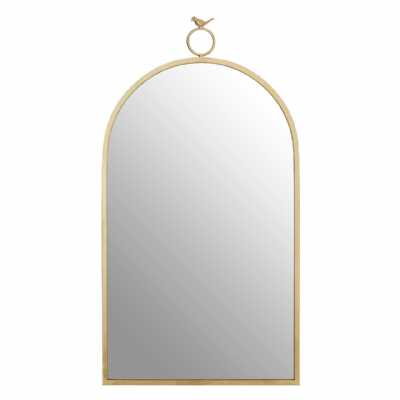 Farran Bird Top Wall Mirror