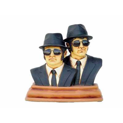 Blues Brothers Ornamental Figure with Shades