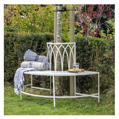 Outdoor Tree Bench Seat Gatehouse
