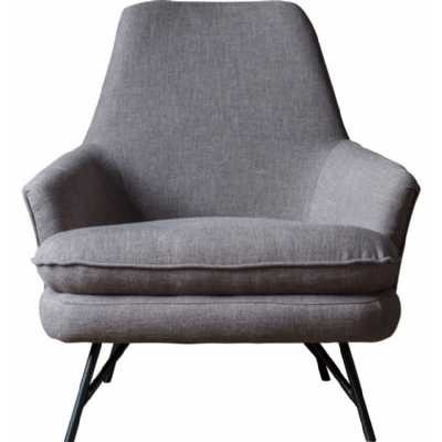Chair Modena Nickel