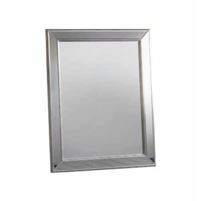 Rectangle Mirror Champagne