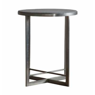 Side Table Silver