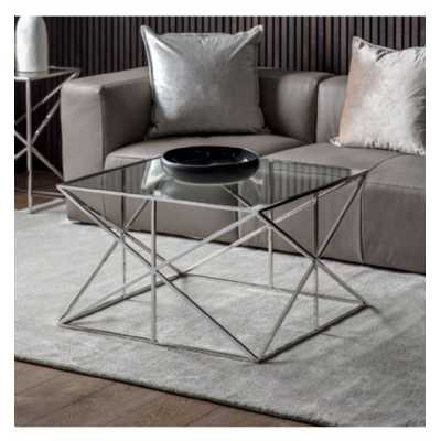 Coffee Table Silver