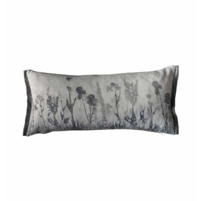Silhouette Cushion Grey