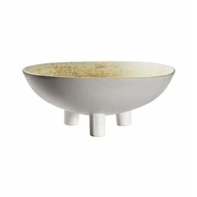 Bowl White Natural Small