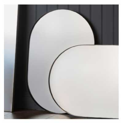 Elipse Mirror Black