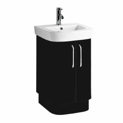 Seattle Basin And Under Sink Cabinet Set