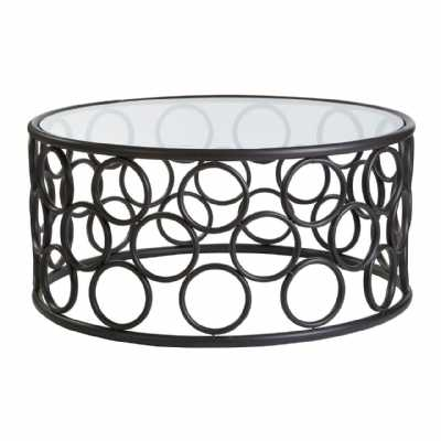 Antalya Round Coffee Table