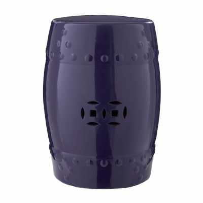 Complements Ceramic Stool