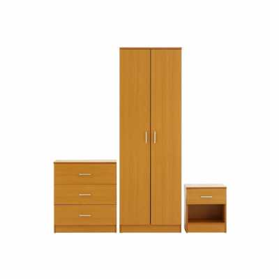 Montana 3 Piece Bedroom Set