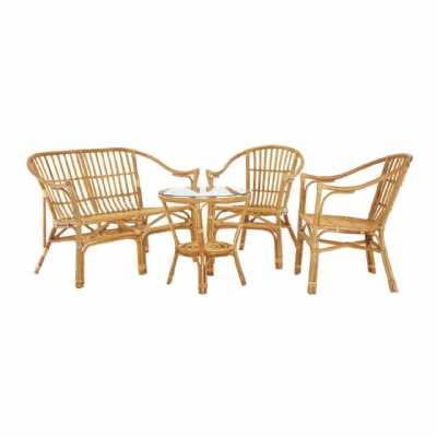 Milano 4pc Furniture Set