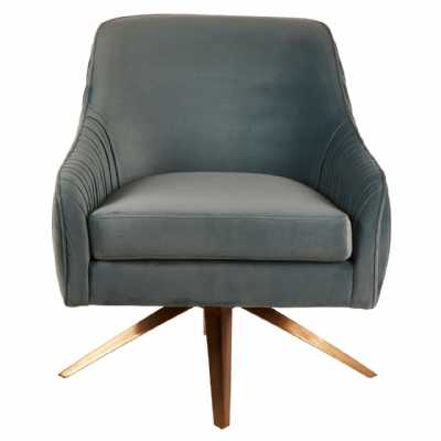 Fifty Five South Cleo Swivel Chair