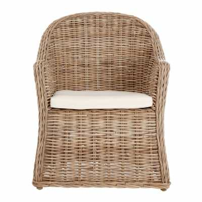 Fifty Five South Lovina Rounded Back Chair