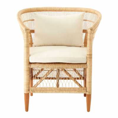 Fifty Five South Lovina Natural Rattan Chair