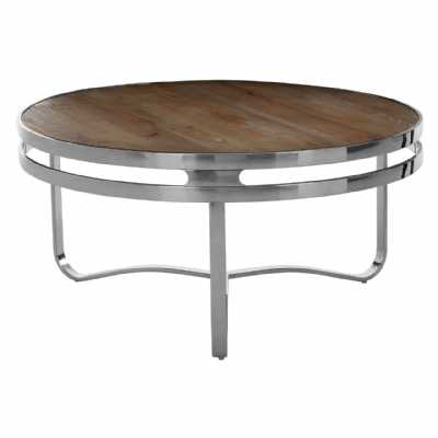 Fifty Five South Richmond Round Coffee Table