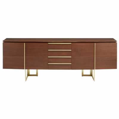 Fifty Five South Villi 4 Drawer Sideboard