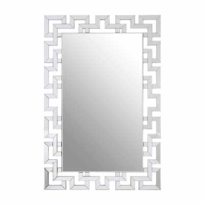 Fifty Five South Gisel Rectangular Wall Mirror