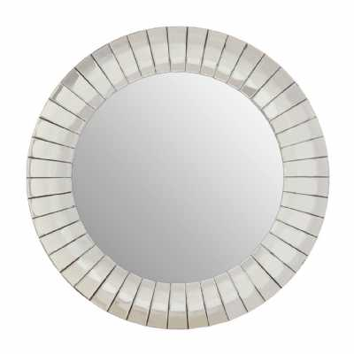 Fifty Five South Gem Round Wall Mirror