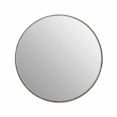 Fifty Five South Leonov Small Round Recessed Mirror