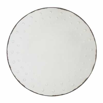 Fifty Five South Riza Round Mixed Bubble Effect Wall Mirror