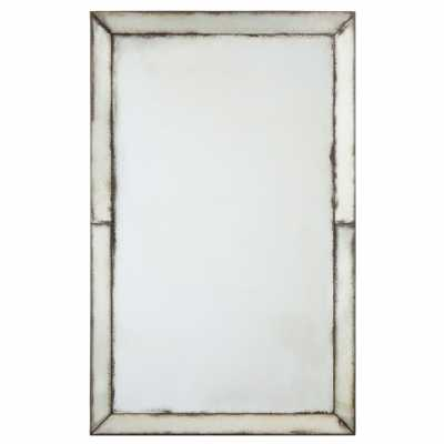 Fifty Five South Riza Medium Wall Mirror With Splash Effect