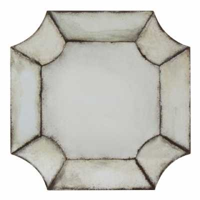 Fifty Five South Riza Wall Mirror With Curved Corners