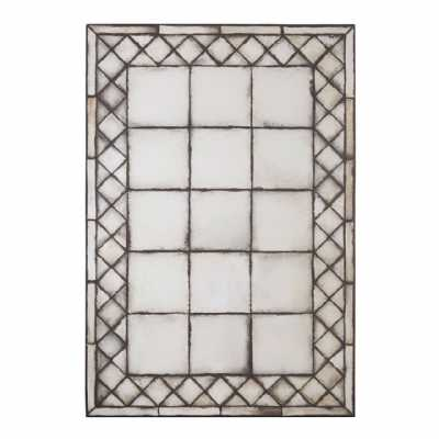 Fifty Five South Riza Cross Frame Wall Mirror