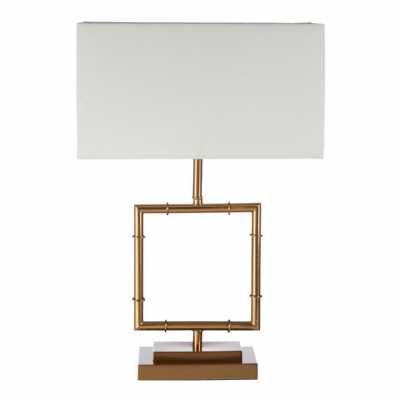 Fifty Five South Zofie Table Lamp With Eu Plug