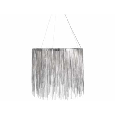 Large Pendant Ceiling Light Cascading Chain Strands G9 40W 6