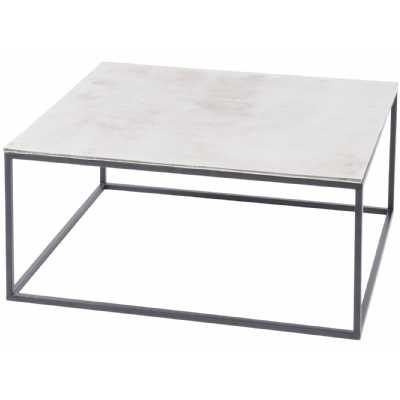 Elements Aluminium and Iron Coffee Table