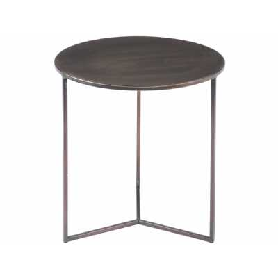 Fitzroy Bronze Side Table Small