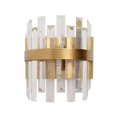Crystal Statement Wall Light E14 40W 2