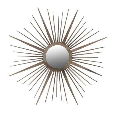 Natural Spiked Mirror