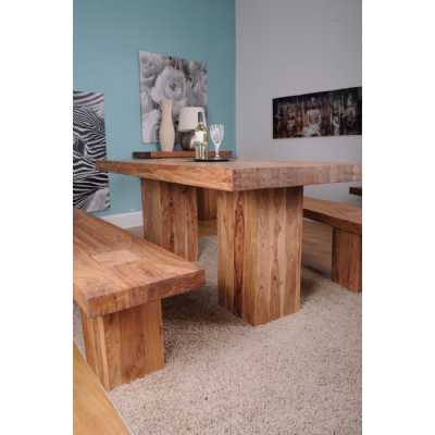 Alwar Medium 1. 4m Dining Table