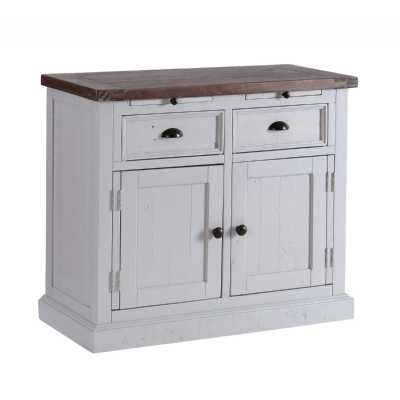 The Hamptons Buffet with 2 Doors And 2 Drawers