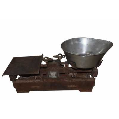 Bonifide Antique Weighing Scale