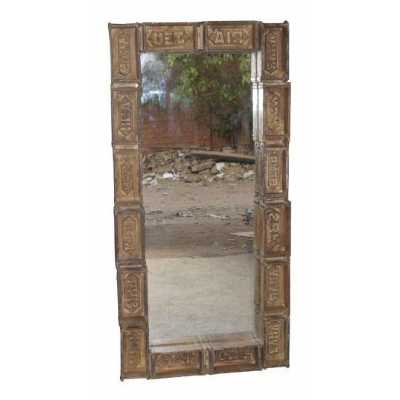 Bonifide Brick Mould Floor Mirror