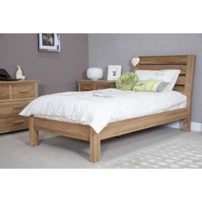Trend Slatted Single Bed