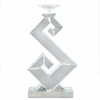 Adonis Mirror Candle Holder