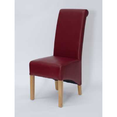 Richmond Ruby Dining Chair MATT BONDED