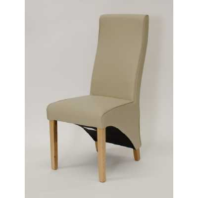 Wave Bone Dining Chair MATT BONDED