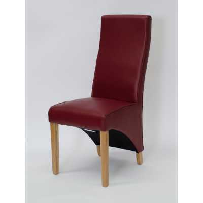 Wave Ruby Dining Chair MATT BONDED