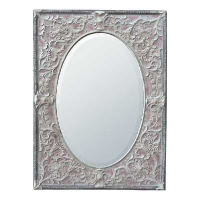 Decorative Oval Wall Mirror