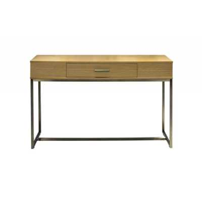 Huxley Console Table Light Oak