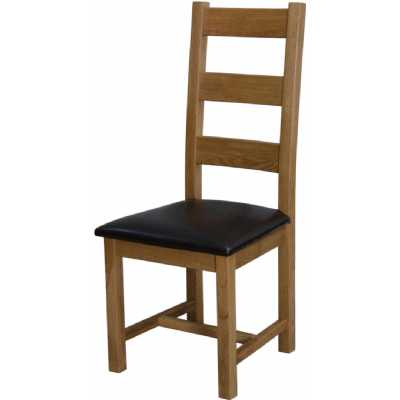 Deluxe Ladderback Dining Chair