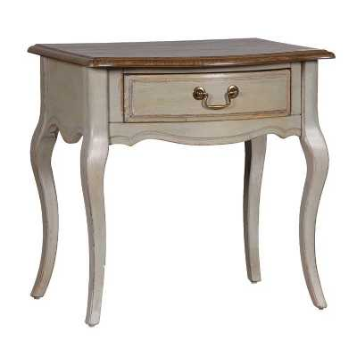 Decorative Wiltshire Distress Painted End Table
