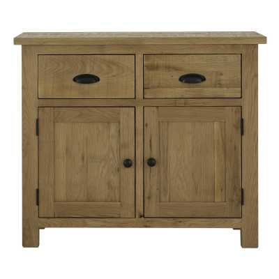 Vancouver Sawn Buffet with 2 Drawers And 2 Doors