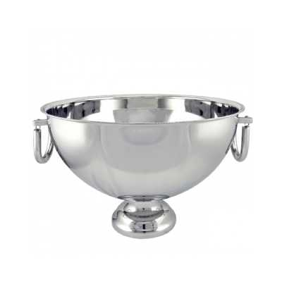 Large Stainless Steel Wine Cooler Bowl