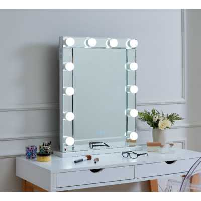 Desktop Hollywood Mirror Glass